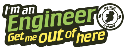 I'm an Engineer, Get me out of here! Ireland logo